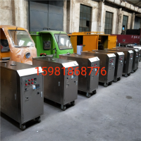 移动蒸气节能高压高温蒸汽洗车机 商用移动燃汽清洗机 车内饰发动机清洗机