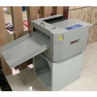 上海夕彩 电动数码压痕机YH335A 手动送纸 特价促销
