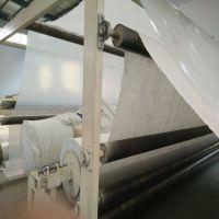 工厂生产防渗漏抗穿刺超厚复合土工膜 900g国标HDPE复合土工膜 规格200/0.5/200