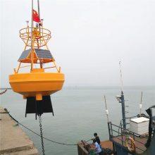柏泰工厂定制 浮标式水质监测站 塑料检测仪器浮筒