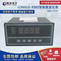 LONGLV-XSB2单输入通道数字式智能仪表扭矩传感器专用仪表