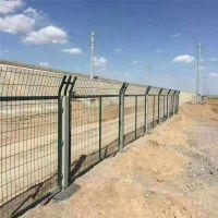 泽崇铁路防护栅栏 护栏网厂家 热镀锌护栏