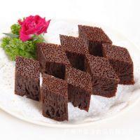 酒楼早茶下午茶点心 蜂蜜糕 鲜奶红糖蜂蜜糕 峰巢糕 400g*12包