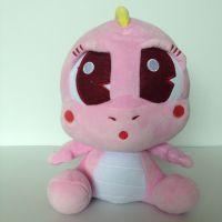 玩具 新品 来图定制卡通动物恐龙吉祥物公仔 毛绒玩具 外贸品质
