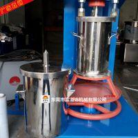 长安小型色母混色机 色粉打粉桶 珠光粉搅拌机现货供应