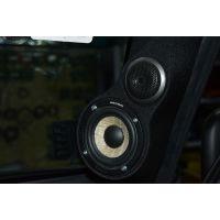 唐山汽车音响 北京BJ40有了音响改装的加入,驰骋疆野之时也能享受音乐。