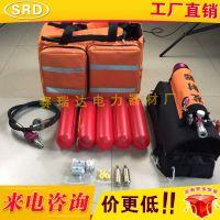 厂家直销消防救生抛投器韩式手持式气动绳索发射枪远距离船用防汛