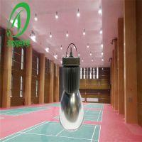 防眩光羽毛球馆照明灯光设计方案篮球羽毛球场地灯光标准