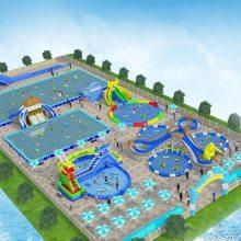 户外水上乐园支架水池可移动的支架游泳池大型户外支架水池厂家
