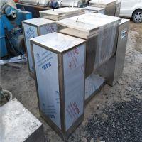 处置二手槽型混合机 二手300L不锈钢槽型混合机 二手全自动混合机