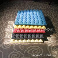 金字塔形状吸音棉 阻燃吸音棉海绵 墙面吸音棉 高效吸隔音材料