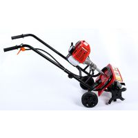 大同自走式微耕机 多功能小型旋耕机效率高