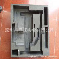 CNC雕刻冲压EVA包装内衬 EVA内衬包装盒子 来图来样定做