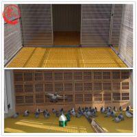 河北鸽子养殖专用网格板 定做家禽养殖专用漏粪板网格板——河北龙轩