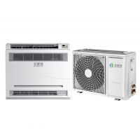 艾辉特2P空气源热泵热风机节能家用地暖机暖风机
