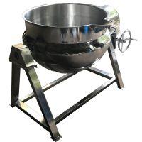 强大机械供应电加热夹层锅