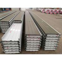 北京65-430铝镁锰屋面板生产厂家 矮立边铝镁锰板厂家
