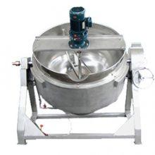 牛肉蒸煮固定式夹层锅质量好的厂家-诸城源晟机械