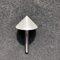 STRAUSS|PK30-01 D91 电镀金刚石圆锥磨头 以色列进口