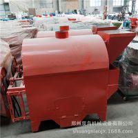 厂家热销  瓜子炒货机 不锈钢电加热滚筒炒锅 不锈钢滚筒炒货机