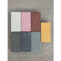 各种规格陶瓷透水砖,烧结透水砖,水泥铺路砖植草砖。