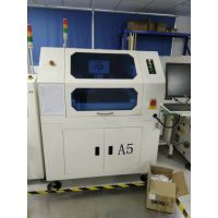 全自动二手锡膏印刷机-smt正实印刷机A5