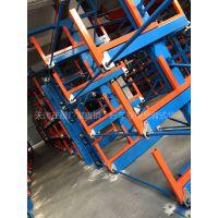 安徽伸缩悬臂货架价格表 钢管存储架 重型货架用料