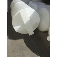 1立方锥底塑料加药箱 1吨尖底搅拌罐
