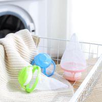 1635新款漂浮洗衣机去毛器过滤网袋滤毛器除毛器 洗衣球