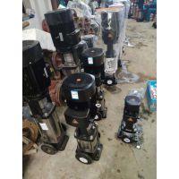 轻型立式不锈钢泵QDL42-60-2 22KW 扬程:113M 湖南株洲众度泵业 不锈钢材质无泄漏
