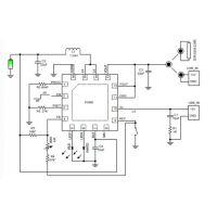 供应嘉泰姆驱动IC CXMD2230A单芯片电子烟驱动电量指示控制芯片,单节锂电池充电管理模块