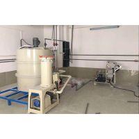 可移动式液体分装大桶设备