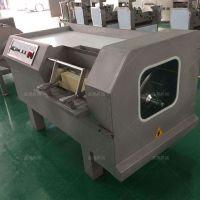 鑫鹏 切丁机适用于脱水蔬菜 速冻蔬菜加工厂 采用复合刀具