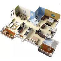 浦东南汇家庭办公房店铺厂房设计装修满意付款