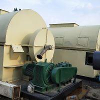 出售二手管束烘干机 500平方管束干燥机滚筒烘干机