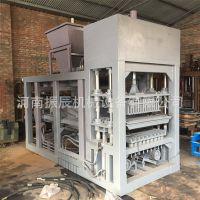 现货4-15型免烧砖机 免烧水泥空心砖机 全自动液压砌块免烧砖机