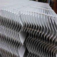 生产pp耐高温玻璃钢除雾器脱硫塔除尘配件除雾器S型带钩价格