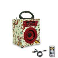 迷你无线蓝牙音箱 手提户外家庭学习多功能礼品音箱 外贸爆款