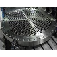 广东大型石化压力容器管板 中航卓越锻造供应