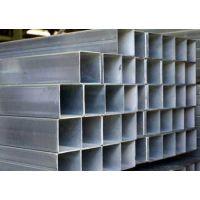 山东Q235镀锌方矩管 镀锌带方矩管 优质供货商