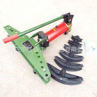 无缝钢管液压折弯机//联静牌0°-180°弯管机供应/角度握弯机