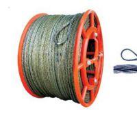 中正防扭钢丝绳电力无纽牵引绳不旋转电缆收放线绳镀锌绳11-15mm