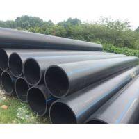 忻州PE管道现货有PE给水管忻州排污专用PE管以及穿线管