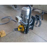 陕西DZG-31型电动钢轨钻孔机 铁路专用钻孔机 钢轨钻孔机