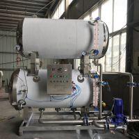 电加热800型号热水循环杀菌锅