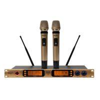 X5 智能无线麦克风 家用K歌无线话筒卡拉OK 小型会议KTV 铝合