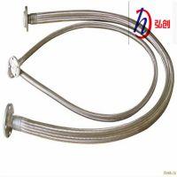 不锈钢淋浴管 花洒软管厂家加工制作 防爆双扣喷头用金属软管定制