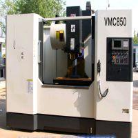 VMC850立式加工中心三轴线规立式小型数控机床凯恩帝系统台湾配置