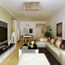 小户型家装设计-乌鲁木齐米东区家装-新疆尚层空间装修