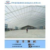 枣庄铝合金篷房可以帮助你很好的解决仓储空间的问题